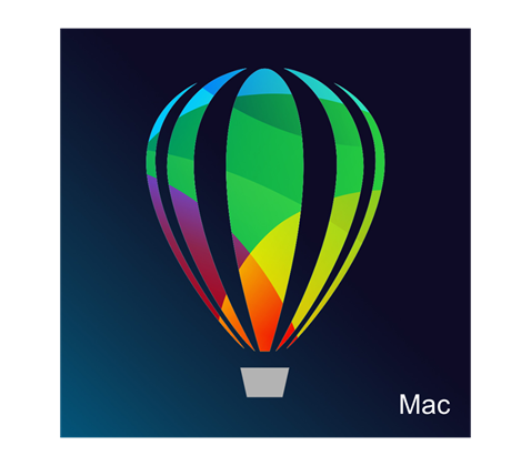 CorelDRAW Graphics Suite Mac CZ
