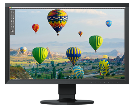 EIZO CS2410 - ColorEdge černé
