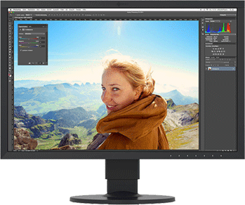 EIZO CS2420 ColorEdge černé