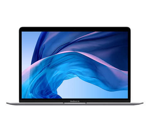 MacBook Air 13'' i3 1.1GHz, 256GB SSD, CZ (2020), vesmírně šedý